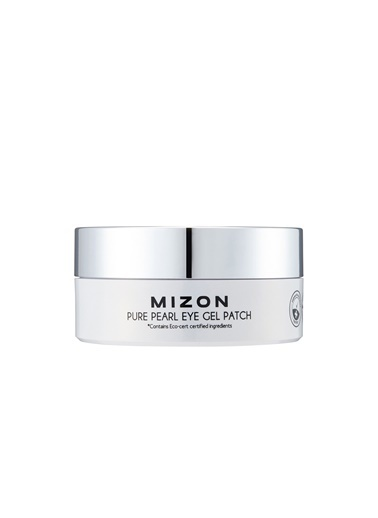 Mizon Pure Pearl Eye Gel Patch # Saf ınci Göz Altı Maskesi Renksiz